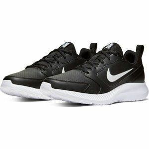 NIKE Todos Casual Trainer Running Shoes Black NWOB